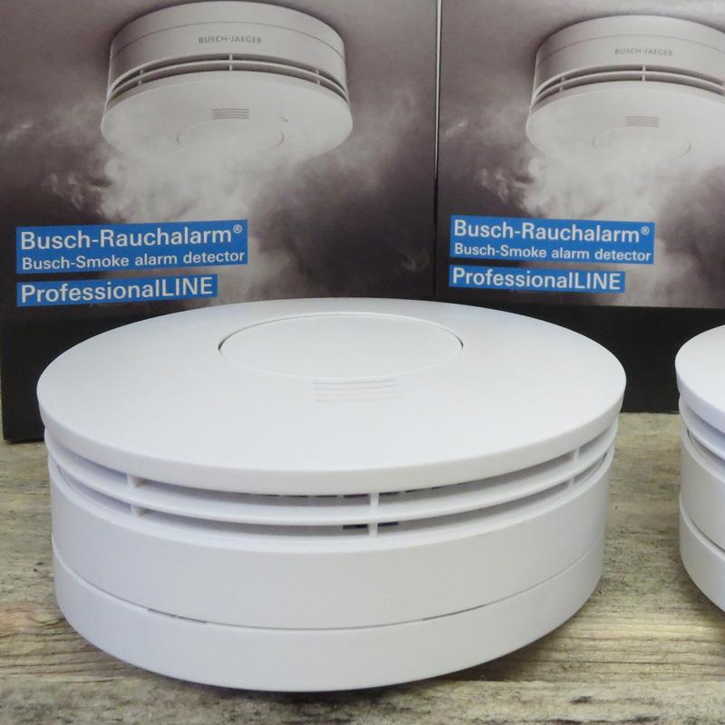 Rauchmelder und weitere Installationen des vorbeugenden Brandschutzes durch die F+L Elektrotechnik GmbH