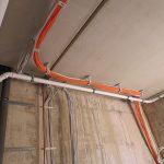 Verlegen von Leitungen - F+L Elektrotechnik GmbH