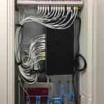 Netzwerkverteilung in Einfamilienhaus - F+L Elektrotechnik GmbH