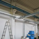 Installation Kabeltrasse - F+L Elektrotechnik GmbH